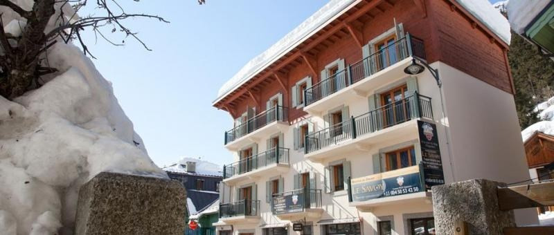 Deluxe sale apartment Argentiere 700 000€ - Picture 6