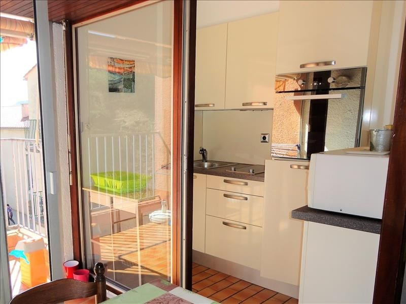 Sale apartment Collioure 188000€ - Picture 2