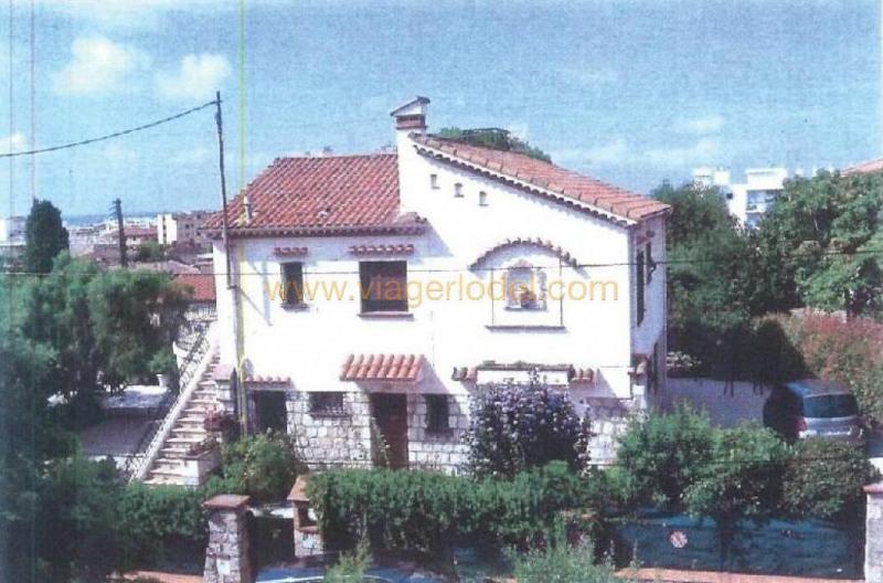 Vendita nell' vitalizio di vita casa Antibes 498000€ - Fotografia 5