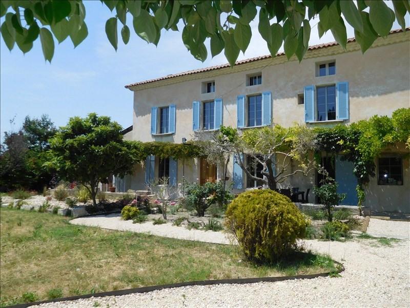 Престижная продажа дом Carpentras 599000€ - Фото 3