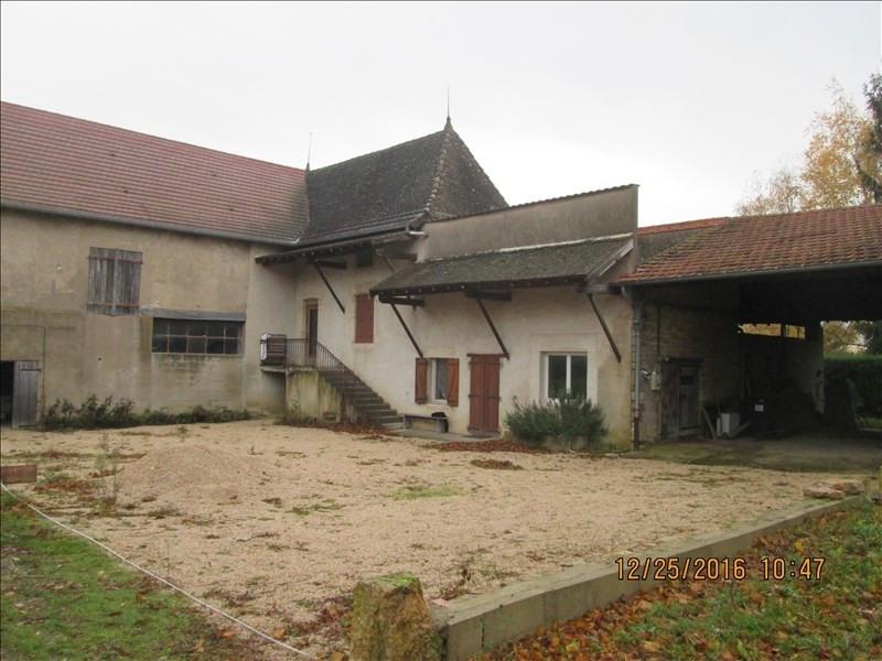 Vente maison / villa Tournus 198000€ - Photo 1