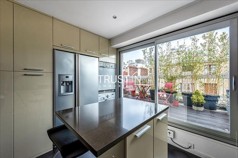 Vente de prestige appartement Paris 15ème 1302000€ - Photo 8
