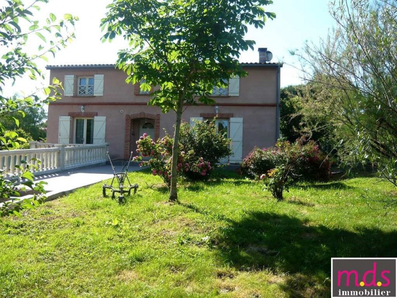 Vente maison / villa Castelginest secteur 414 000€ - Photo 1
