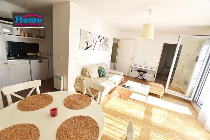 Sale apartment Nanterre 280000€ - Picture 4