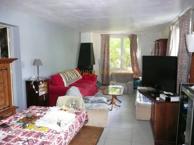 Life annuity house / villa Varennes jarcy 40000€ - Picture 2