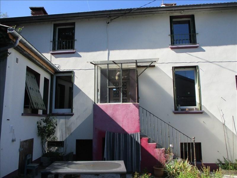 Vente maison / villa Oyonnax 145000€ - Photo 1