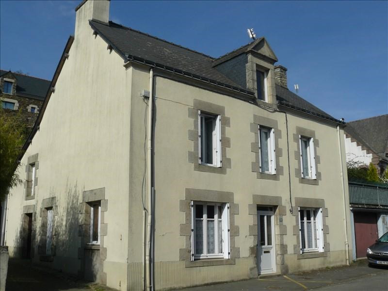 Sale house / villa Josselin 73 800€ - Picture 1