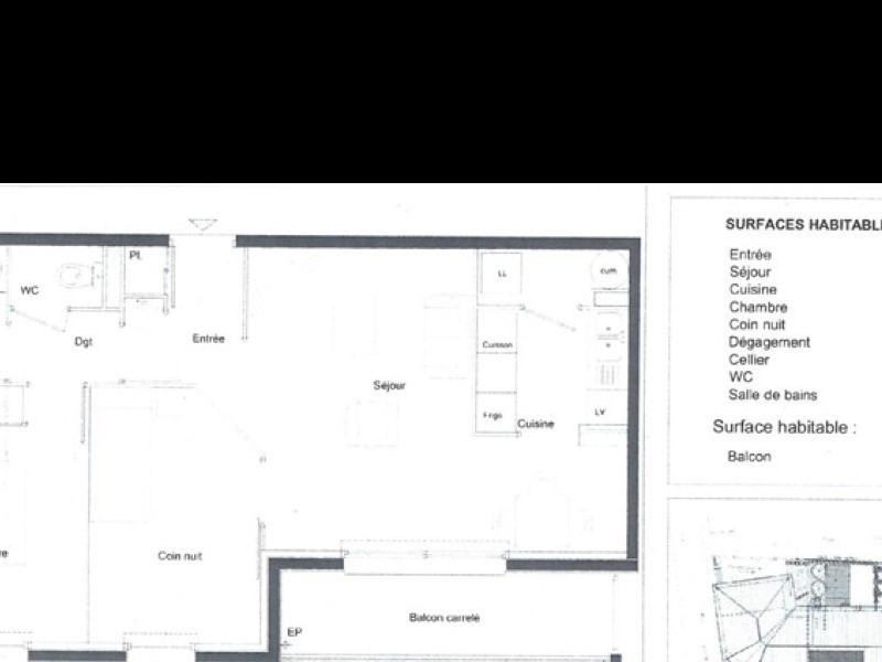 Sale apartment Begles 207200€ - Picture 7