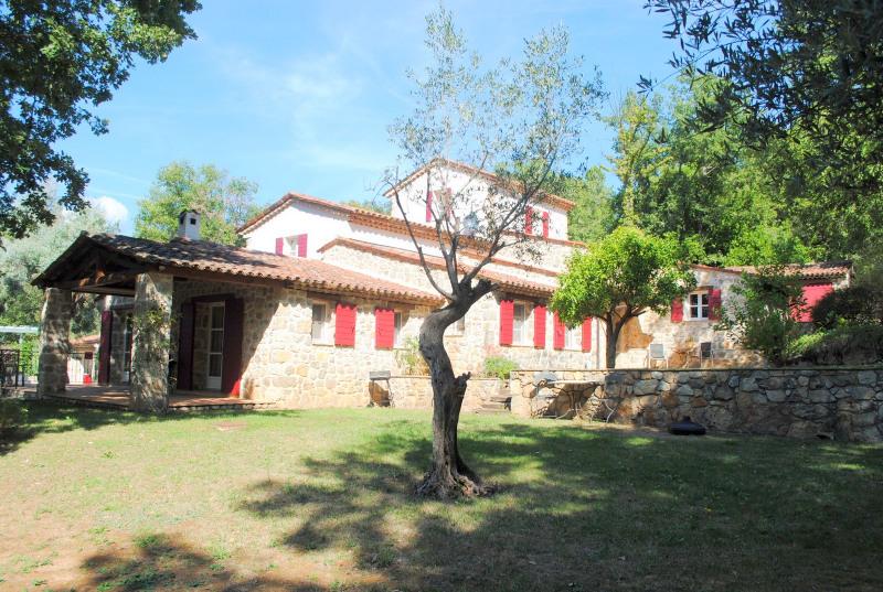 Deluxe sale house / villa Montauroux 1050000€ - Picture 23