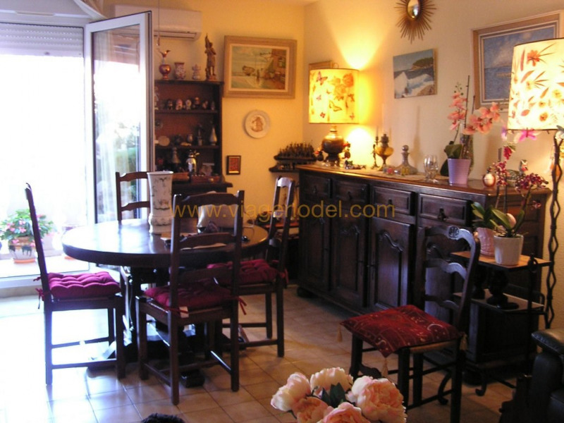 Life annuity apartment Hyères 37 000€ - Picture 5