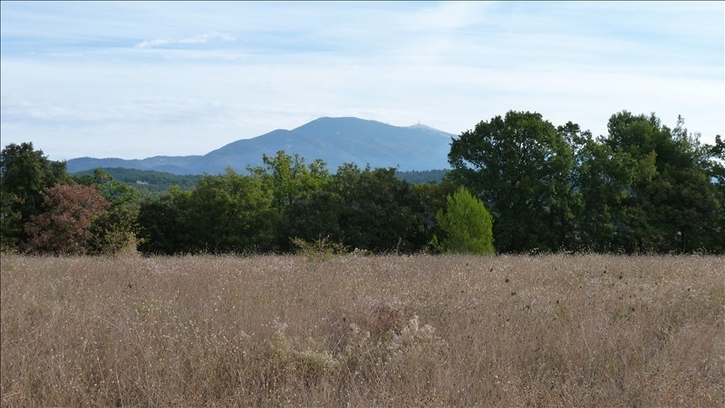 Vente terrain Caromb 109 000€ - Photo 1