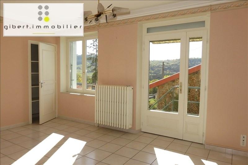 Sale house / villa Arsac en velay 119500€ - Picture 1