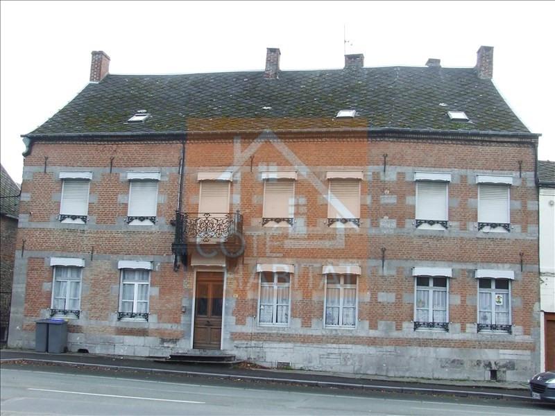 Sale house / villa Maroilles 157000€ - Picture 1