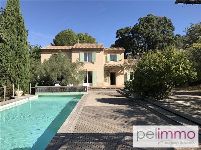 Vente maison / villa Cornillon confoux 490000€ - Photo 1