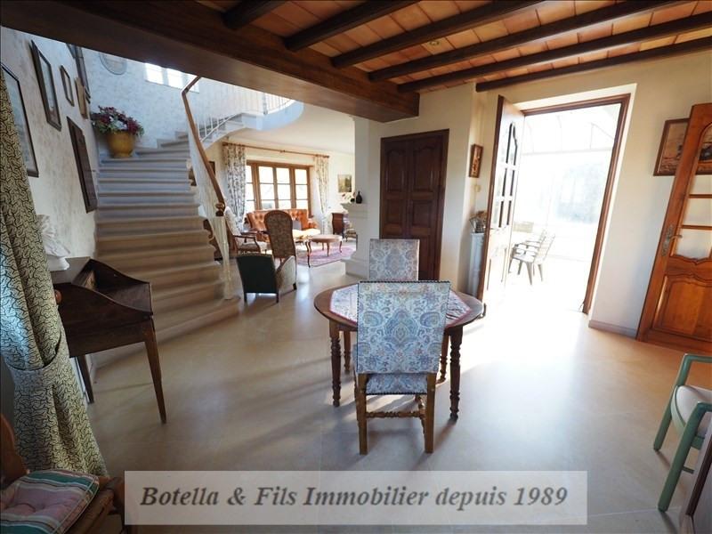Vente de prestige maison / villa Uzes 830000€ - Photo 5