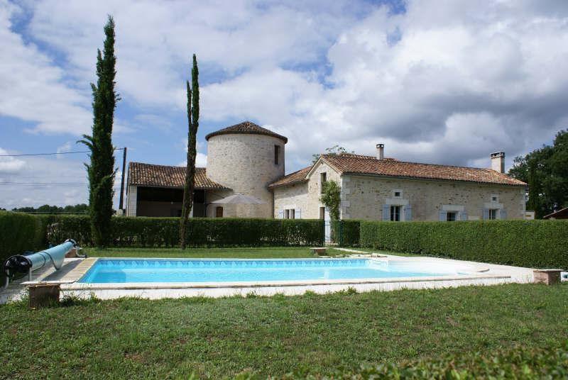 Vente maison / villa Mareuil en perigord 598500€ - Photo 1