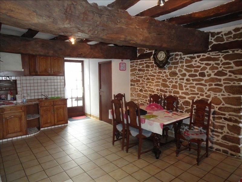Sale house / villa La bernardiere 115900€ - Picture 2