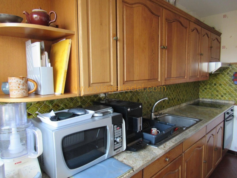Vendita nell' vitalizio di vita appartamento Roubaix 67500€ - Fotografia 4