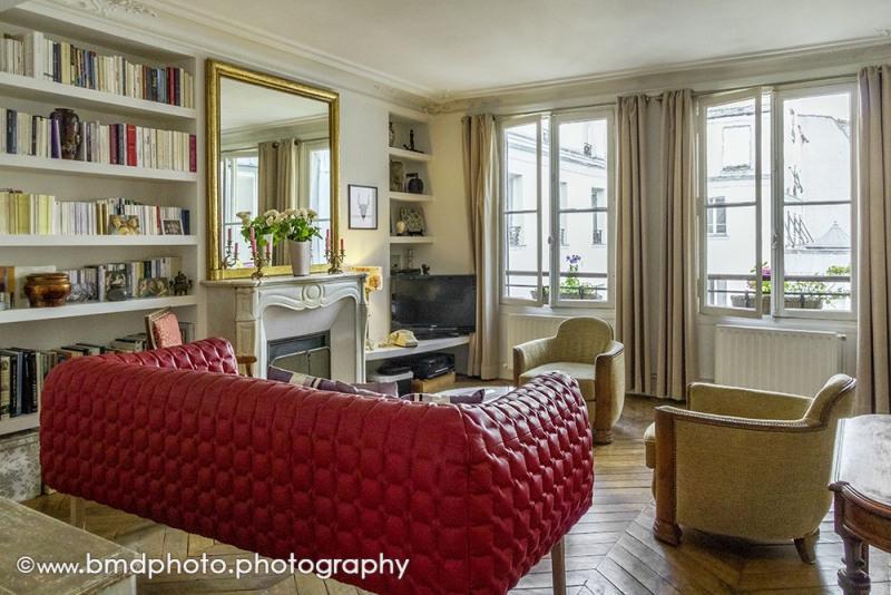 Deluxe sale apartment Paris 9ème 890000€ - Picture 3
