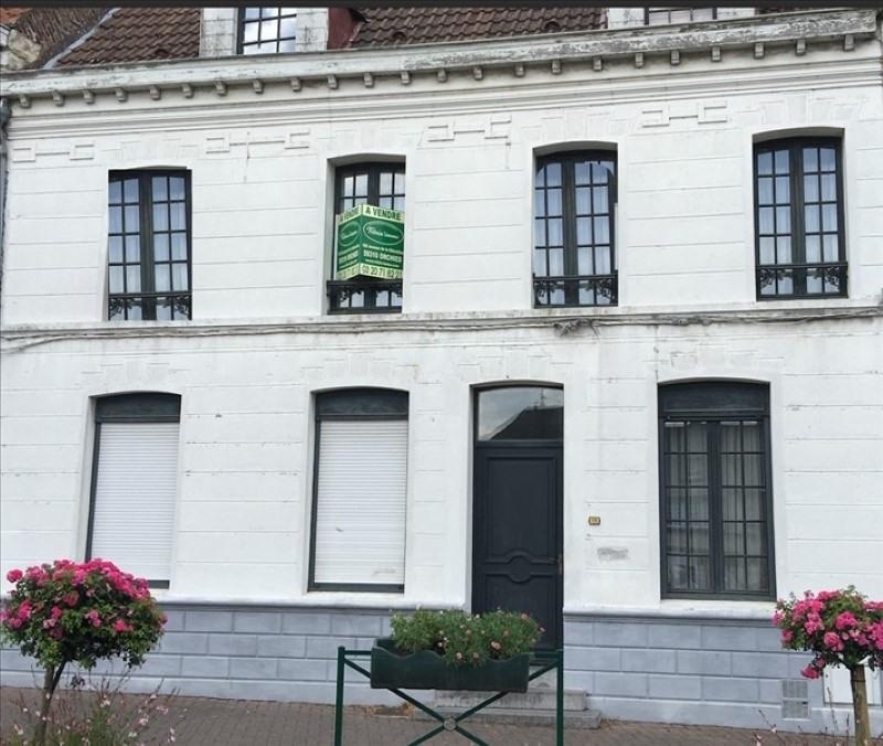Maisons vendre marchiennes entre particuliers et agences for Jardin oriente nord