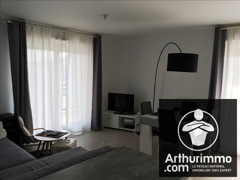 Deluxe sale apartment Chelles 281500€ - Picture 2