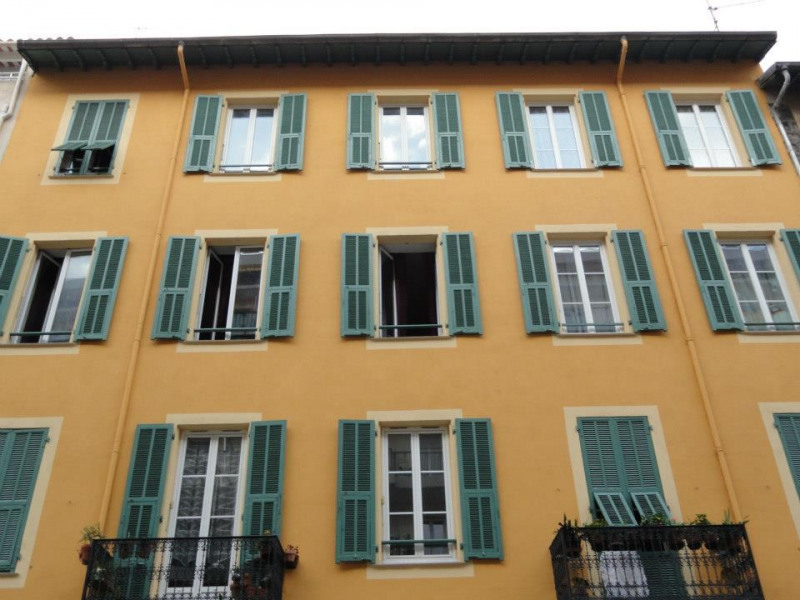 Investment property apartment Nice 250000€ - Picture 1