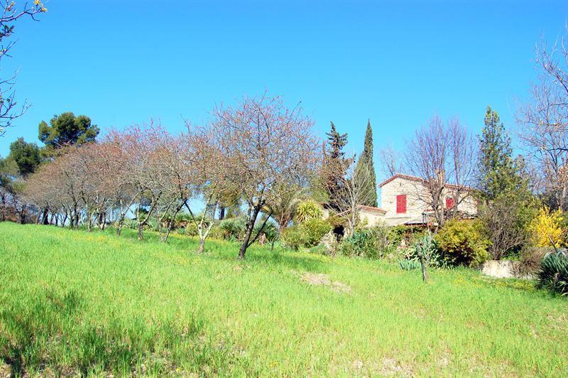 Revenda residencial de prestígio casa Tourrettes 1575000€ - Fotografia 3