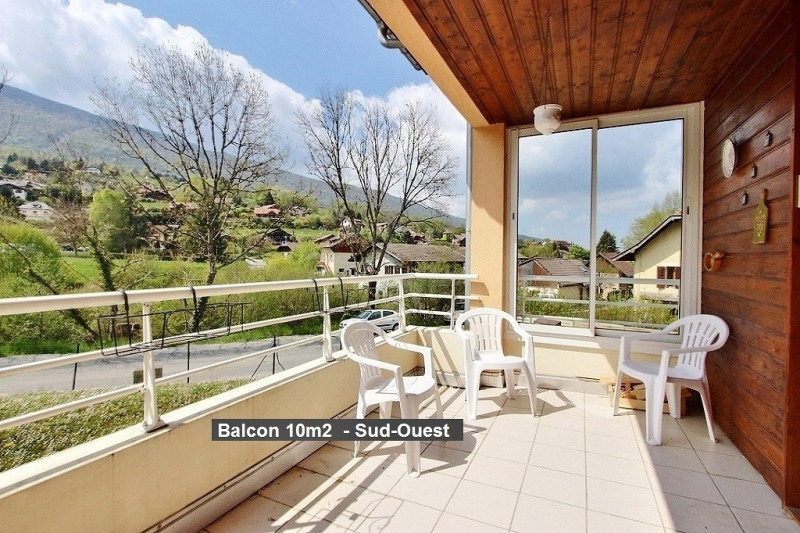 Vente appartement Saint-jorioz 349000€ - Photo 1