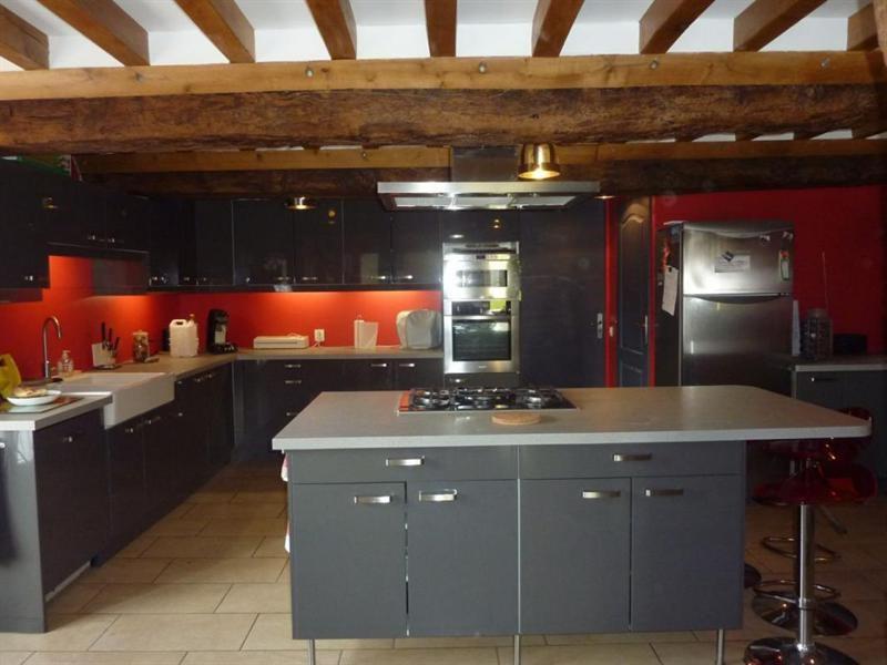 Vente maison / villa Crèvecoeur-en-auge 357000€ - Photo 4