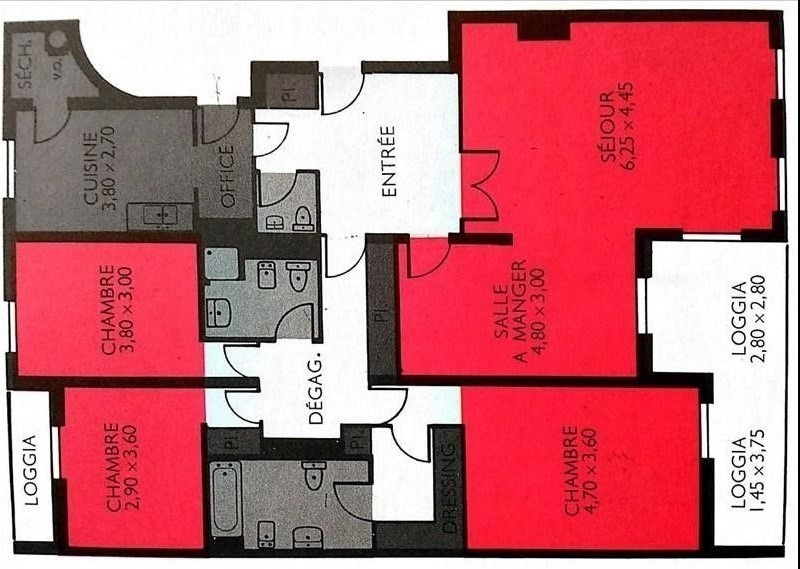 Vente appartement Louveciennes 570000€ - Photo 2