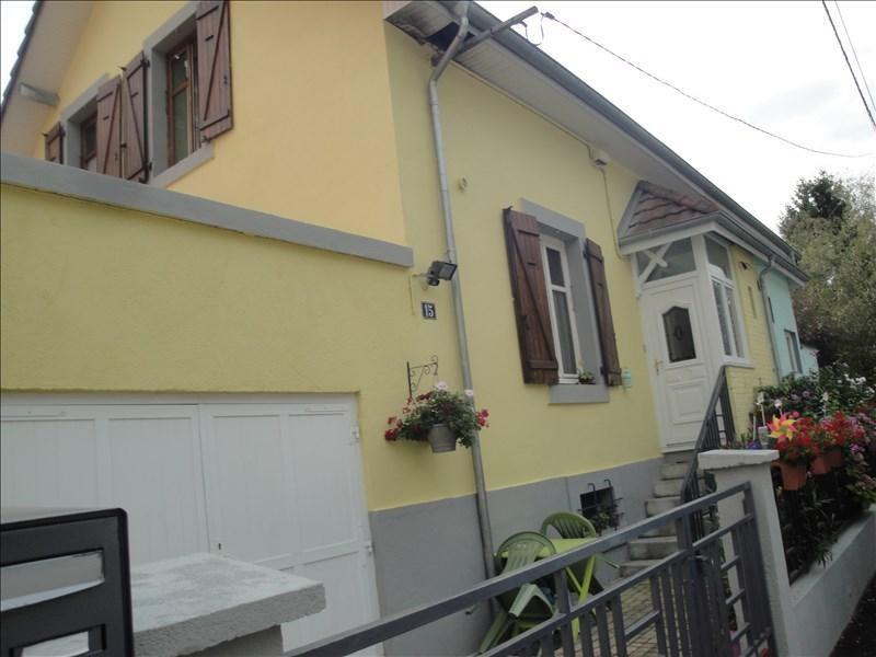 Revenda casa Audincourt 108000€ - Fotografia 1