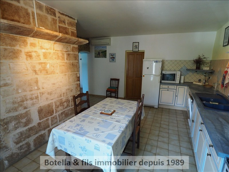 Vente maison / villa Goudargues 157 000€ - Photo 4