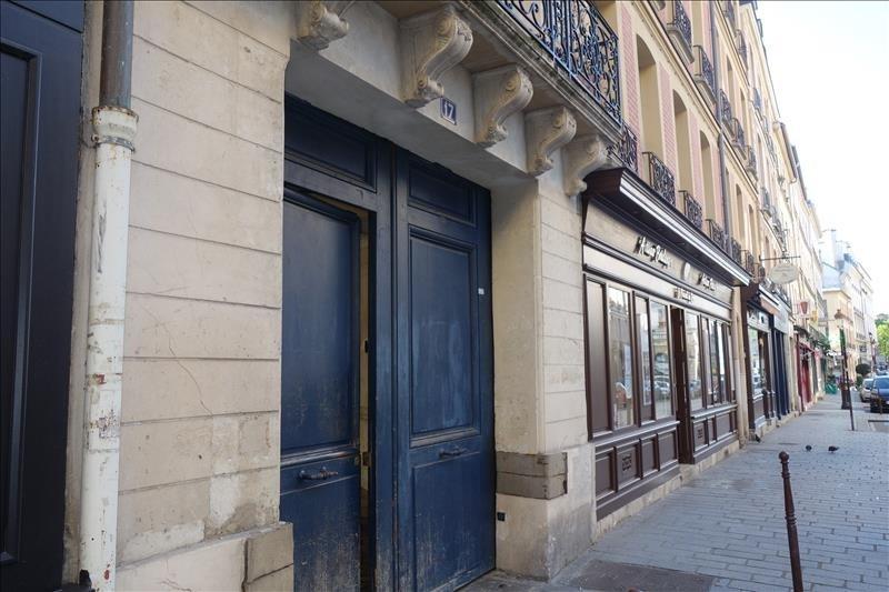 Rental apartment Versailles 550€ CC - Picture 4