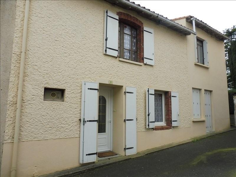 Sale house / villa La roche sur yon 65000€ - Picture 1