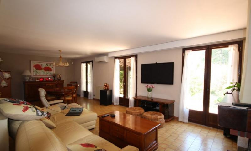 Vendita casa Lambesc 550000€ - Fotografia 6
