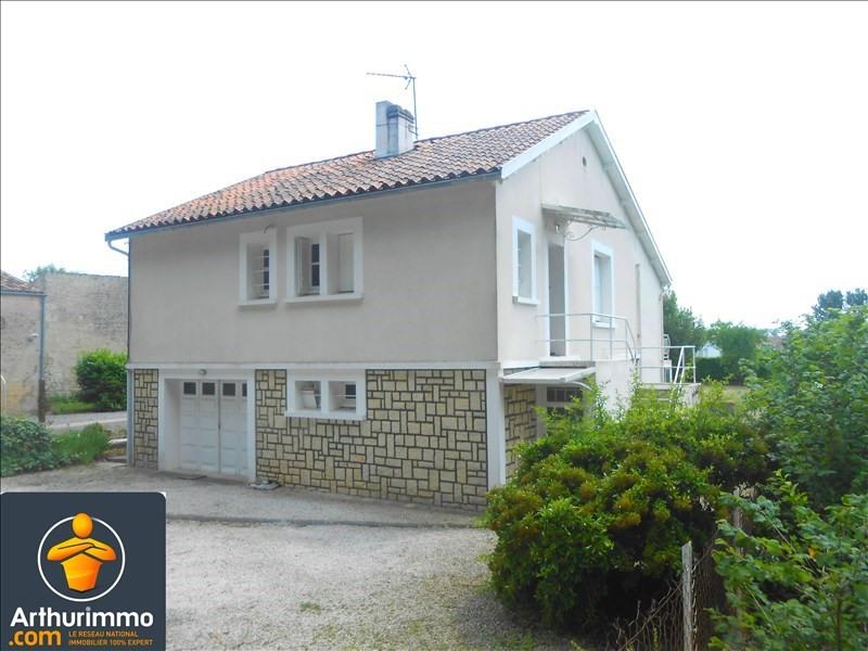 Sale house / villa Aulnay 117150€ - Picture 1
