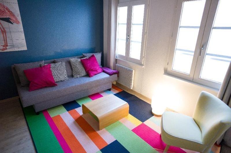 Vermietung von ferienwohnung wohnung Strasbourg 910€ - Fotografie 1