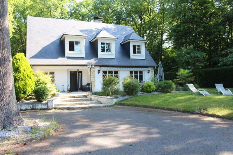 Deluxe sale house / villa Lamorlaye 624000€ - Picture 1