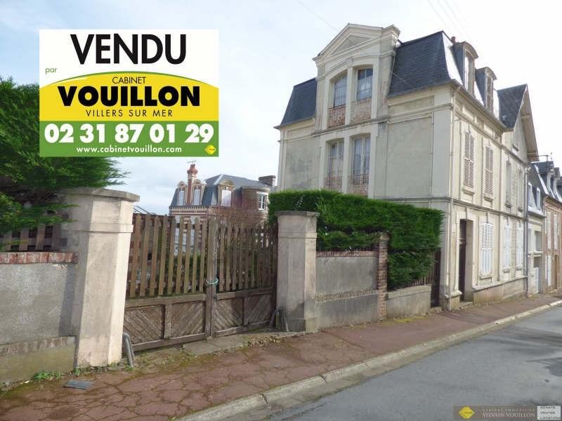 Revenda casa Villers sur mer 480000€ - Fotografia 1