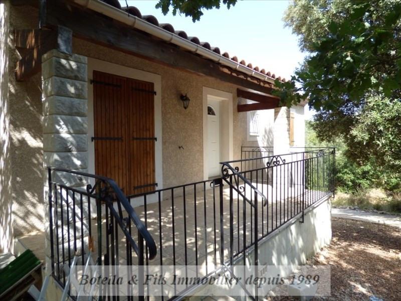Sale house / villa Barjac 180000€ - Picture 8