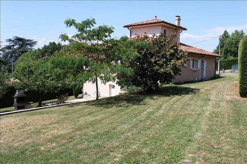 Sale house / villa Les côtes-d'arey 416000€ - Picture 2