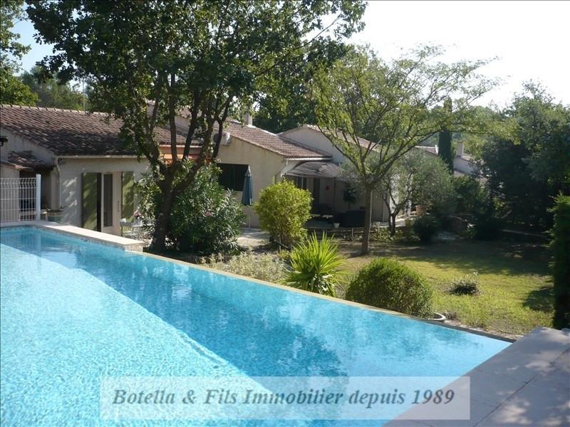 Sale house / villa Goudargues 419000€ - Picture 17