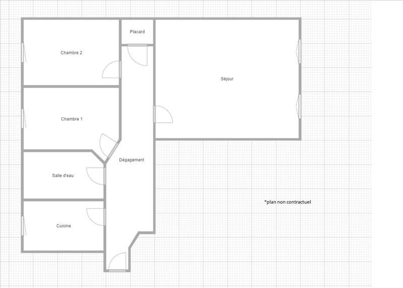 Sale apartment St cloud 435000€ - Picture 12
