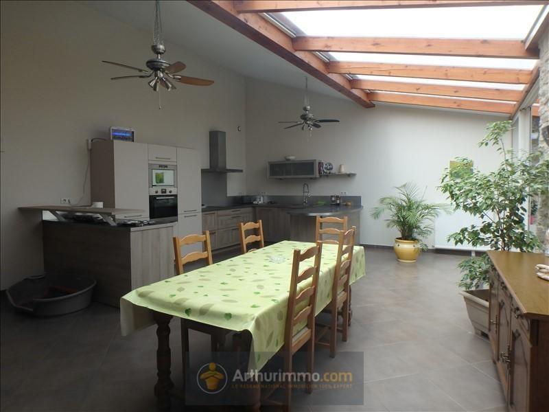 Produit d'investissement maison / villa Tossiat 280000€ - Photo 2