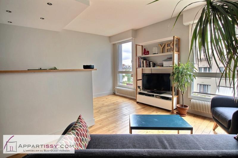 Sale apartment Issy les moulineaux 489000€ - Picture 1
