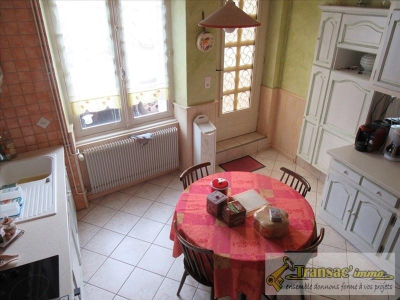 Sale house / villa Courpiere 123050€ - Picture 2