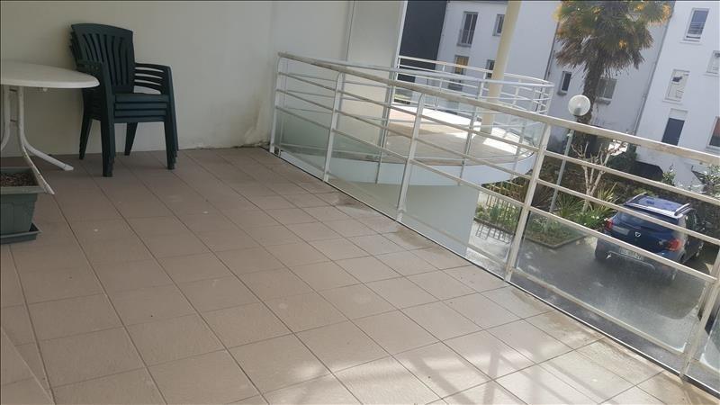 Verkoop  appartement Quimper 149800€ - Foto 2