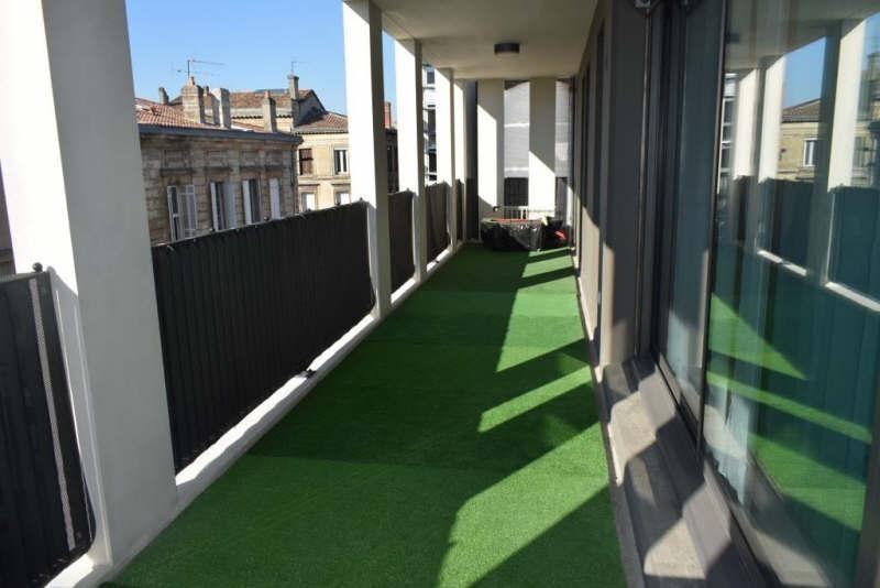 Vente appartement Bordeaux 265650€ - Photo 1