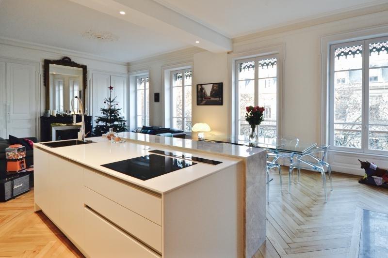 Deluxe sale apartment Lyon 3ème 780000€ - Picture 1