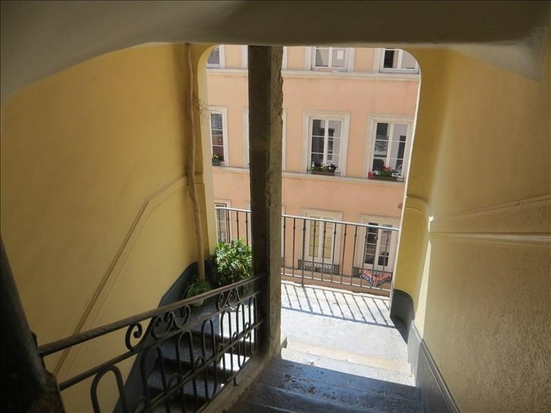 Revenda apartamento Lyon 1er 205000€ - Fotografia 6